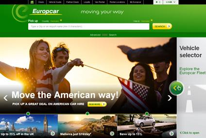 europcar webseite mit bestnoten mietwagen. Black Bedroom Furniture Sets. Home Design Ideas