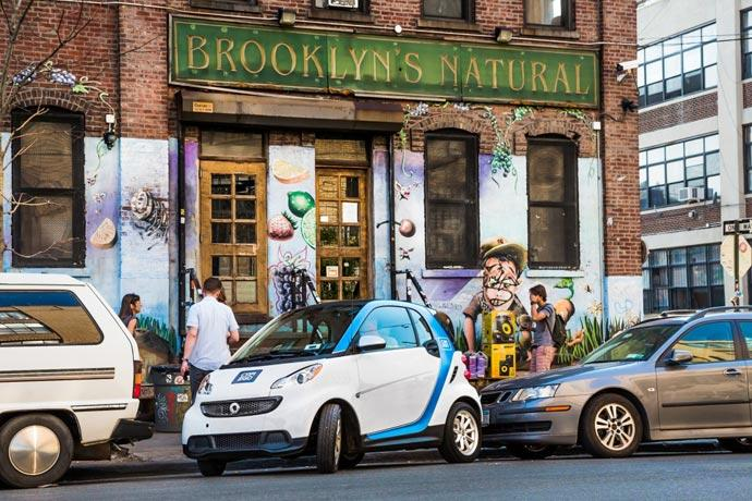 paukenschlag im carsharing car2go erobert new york city mietwagen. Black Bedroom Furniture Sets. Home Design Ideas