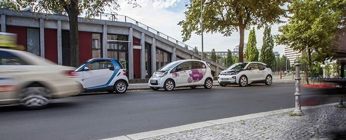 So fährt Berlin - Carsharing einfach erklärt
