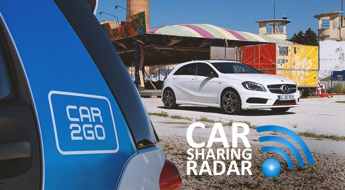 carsharingradar car2go wird wie drivenow bald a klasse und b klasse im freefloating carsharing. Black Bedroom Furniture Sets. Home Design Ideas
