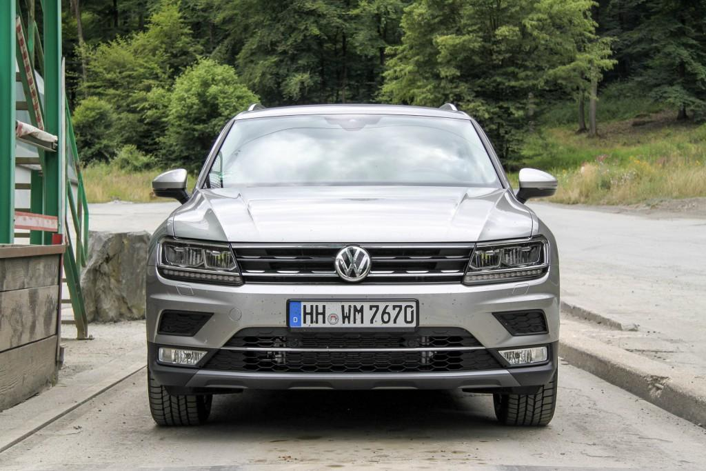 fahrbericht und test vw tiguan 2016 europcar mietwagen 05. Black Bedroom Furniture Sets. Home Design Ideas