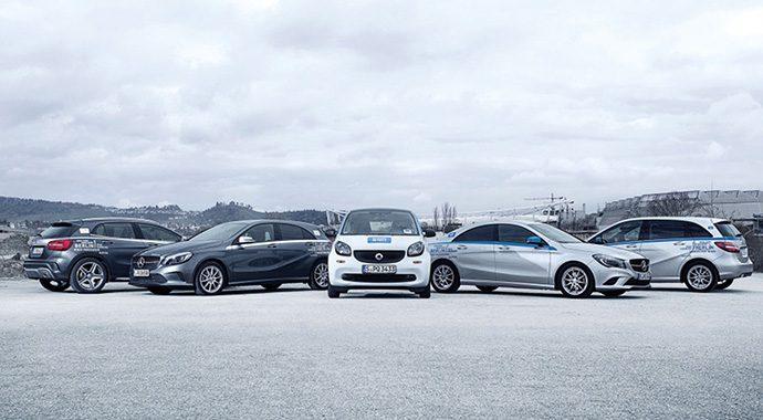 car2go - Mercedes kommt ins Rheinland