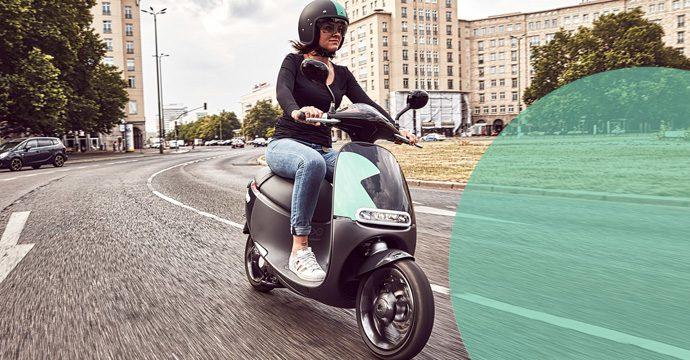 Bosch will mit Coup eMio wegrollern