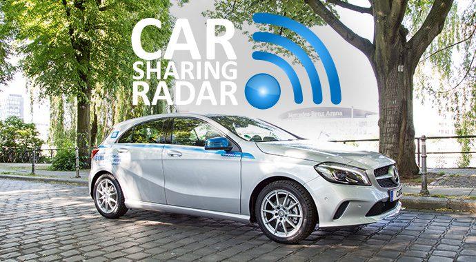Flottenerweiterung mit Mercedes-Benz-Modellen für car2go in Frankfurt und Hamburg