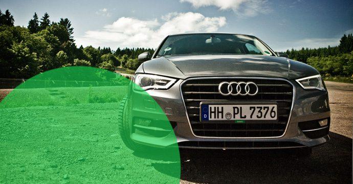 Mietwagen für umsonst fahren mit Europcar - so geht's