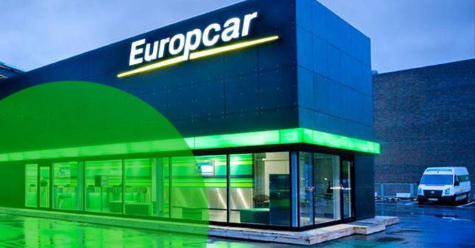 Europcar eröffnet spezielle LKW-Stationen