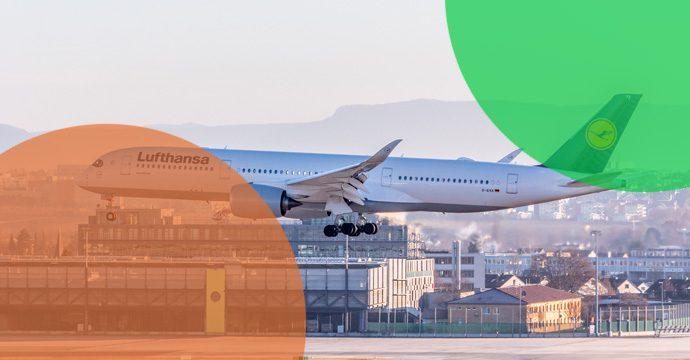 Lufthansa schließt Partnerschaften mit Sixt und Europcar