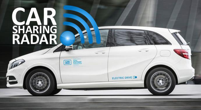 carsharingradar car2go bringt 50 elektrische mercedes b klassen nach stuttgart mietwagen. Black Bedroom Furniture Sets. Home Design Ideas