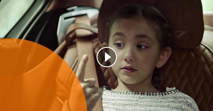 Ein Mädchen zieht den Popel und der Spot geht viral - extrem clever von Sixt oder einfach nur noch peinlich